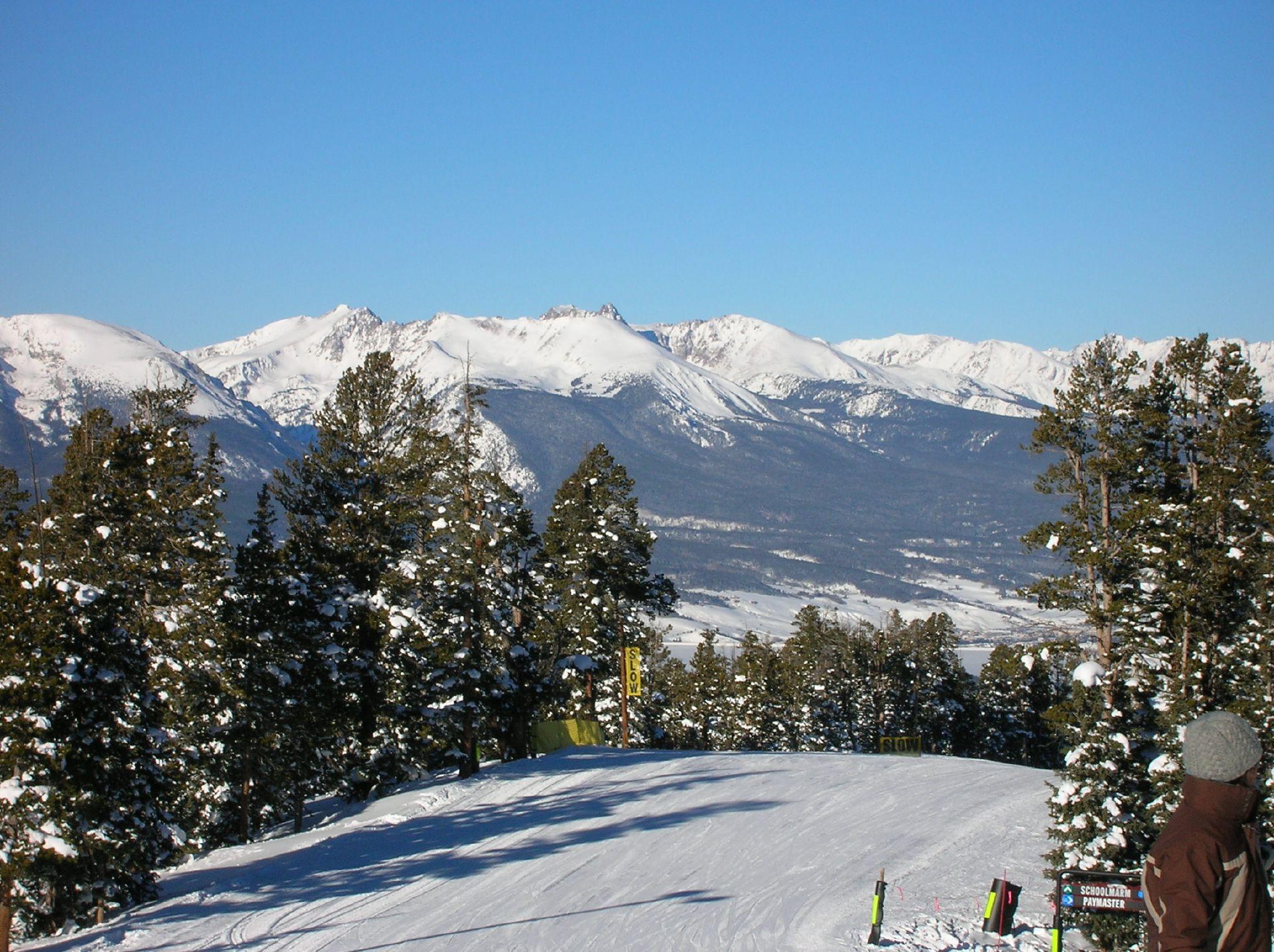 Mountain cabin resorts luxurise wasservillen auf den for Cabins in keystone colorado