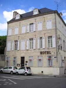 Castle in Dijon