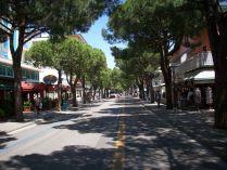 Lido di Jesolo street