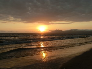 Puerto Vallarta Sunset - 2012