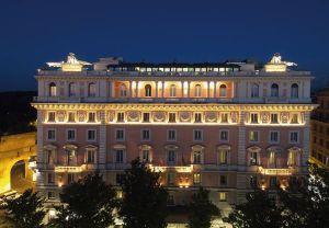 Hotel Grand Flora - Rome